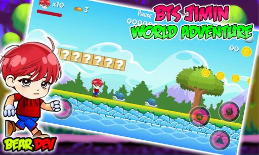 BTS Jimin World Adventure ss3
