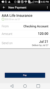 Pegasus Bank Mobile Banking- screenshot thumbnail