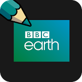 BBC Earth Colouring
