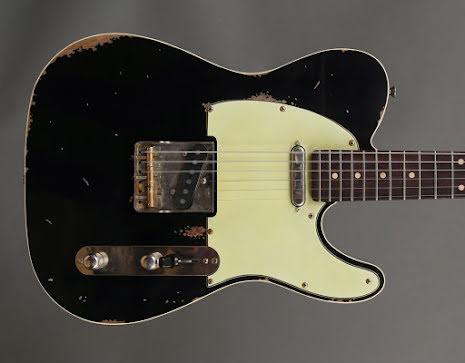 Sonnemo  Vintage Twangster Black