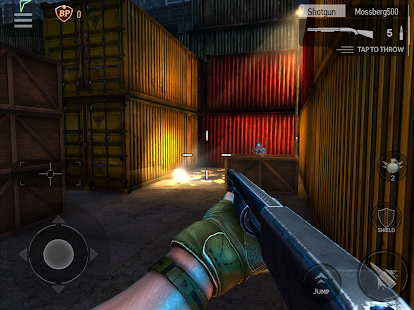 FZ9: Timeshift - Legacy of The Cold War Screenshot