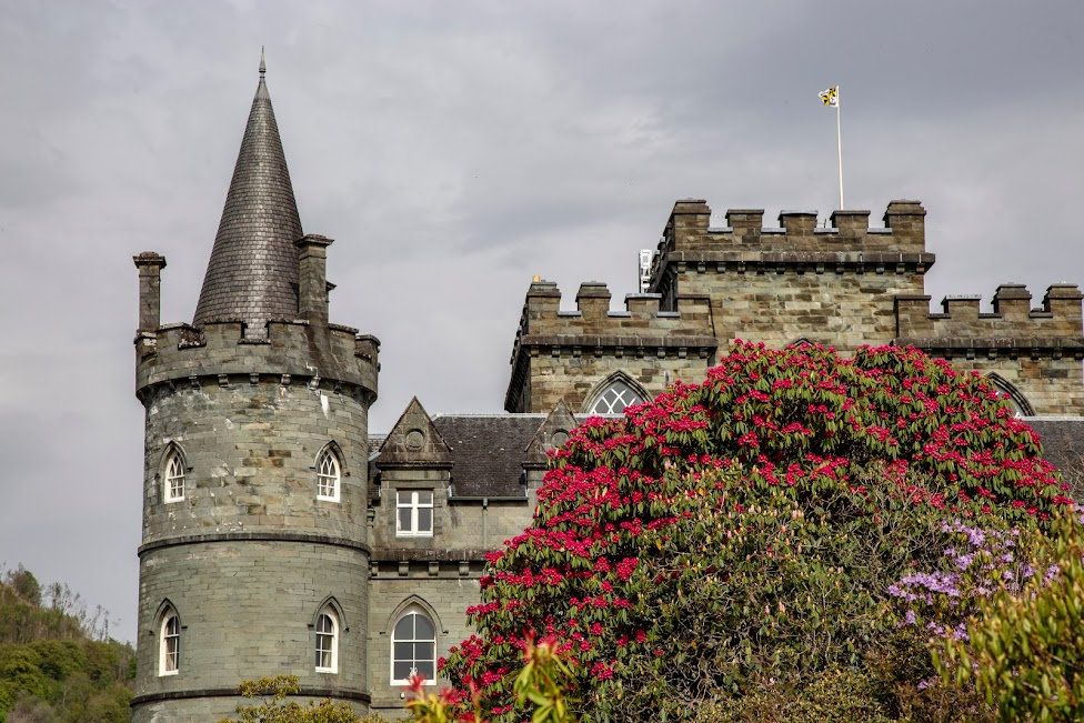 Inveraray Castle, Szkocja