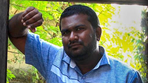 Who's trying to silence the fearless voice of Sri Lankan journalist Tharindu Jayawardhana?