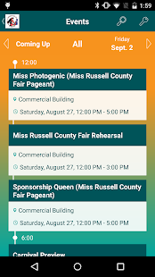 Russell Co. Fair & Horse Show- screenshot thumbnail