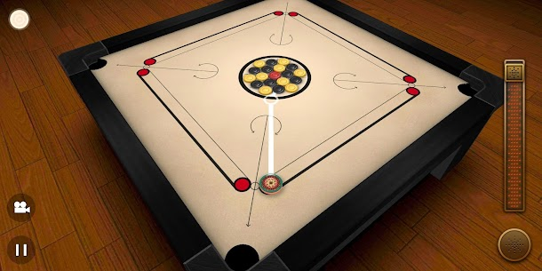 Carrom Club 3D FREE ( CARROM BOARD GAME ) 6