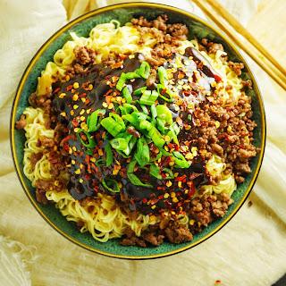Szechuan Dan Dan Noodles.
