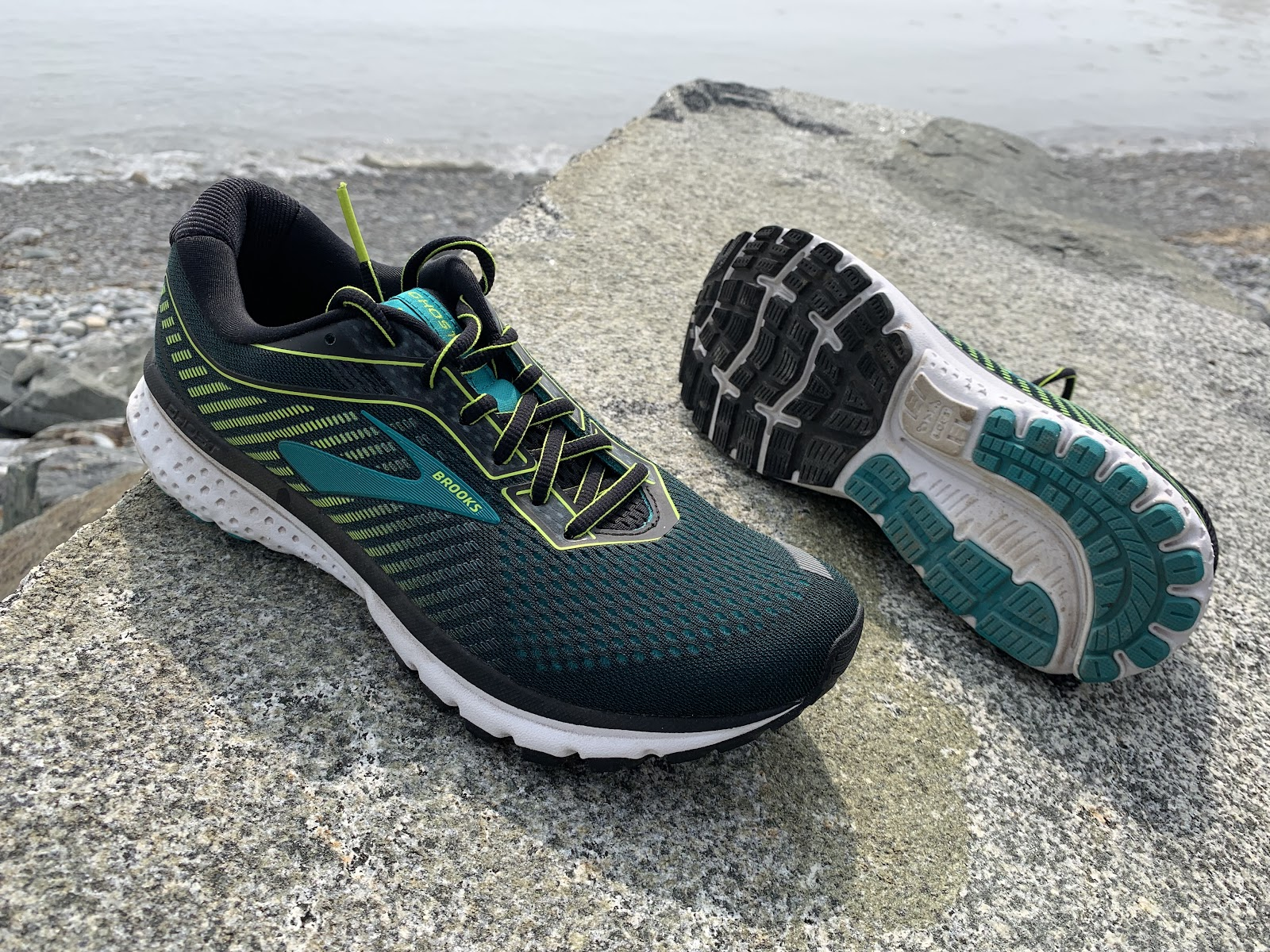 150fc42a5 Brooks Running Ghost 12 Multi Tester Review- Ethereal Upper, More Down to  Earth Ride