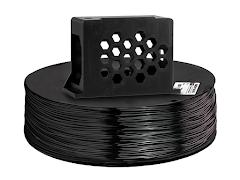 Black PRO Series PETG Filament - 1.75mm (10lb)