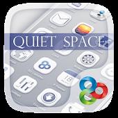 Quiet Space GO Launcher Theme
