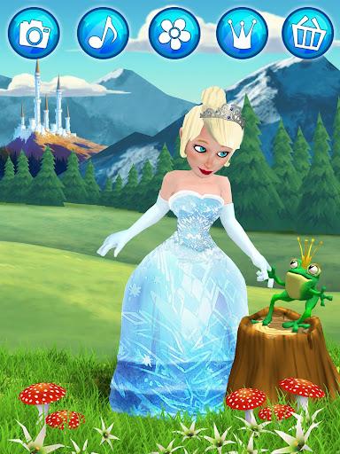 Talking Ice Queen  screenshots 10