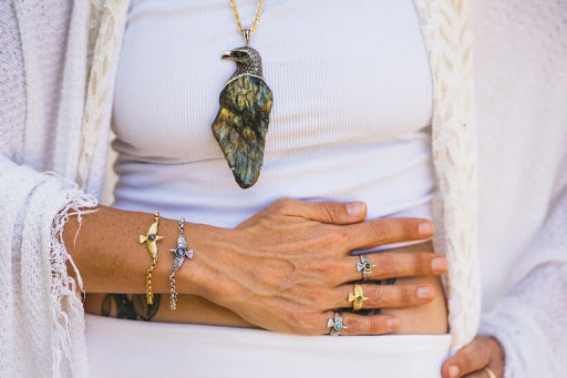 Wear Your Intentions with Sacred Jewelry from Kabartsy