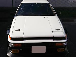 スプリンタートレノ AE86 昭和59年式GT-APEXのカスタム事例画像 おしーんさんの2019年12月16日09:36の投稿