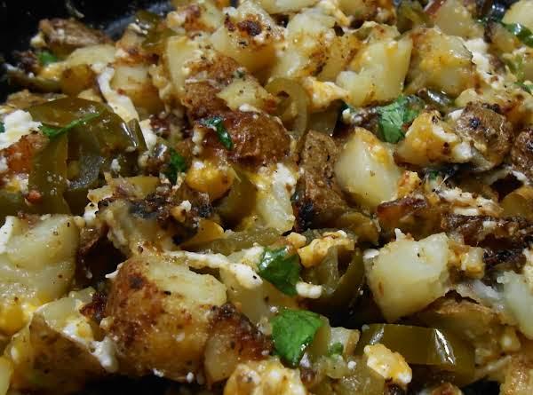 Leftover Baked Potato Heaven