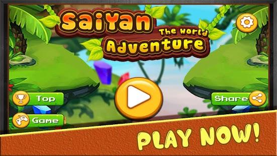Saiyan Adventure the World - náhled