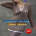 Crochet Pattern Tunic Dress icon