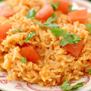 3-Ingredient Mexican Rice.