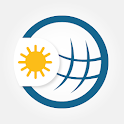 Weather & Radar USA - Snow radar and alerts icon