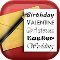 Greeting & eCards Maker Pro icon