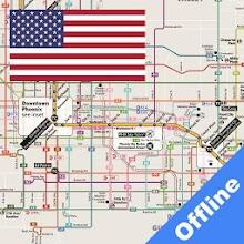 PHOENIX BUS AND RAIL MAP OFFLINE VALLEY METRO Download on Windows