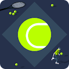 Tennis Ball Boy - collector icon
