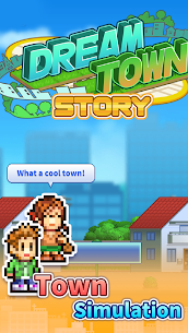 Dream Town Story Apk Download For Android and Iphone 5