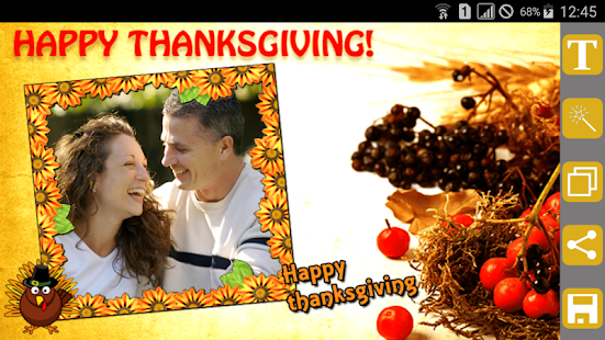 Happy Thanksgiving Photo Frames - Apps on Google Play