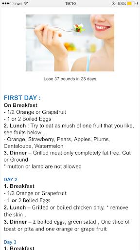 Egg Diet 28 days Lossuweight