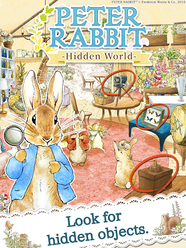 Peter Rabbit -Hidden World- 3.0.8 screenshots 7