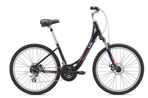 Giant 2018 Sedona W DX Disc Comfort Bike