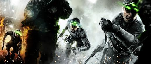 Photo: Here's some fun work we did for #Ubisoft on Tom Clancy's Splinter Cell: Blacklist.  #CGI  #Retouching  #DigitalArt