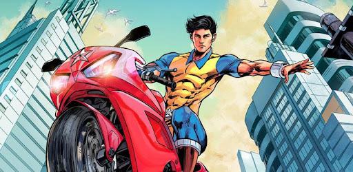 Super Commando Dhruva -RajNagar Ka Rakshak - Apps on Google Play