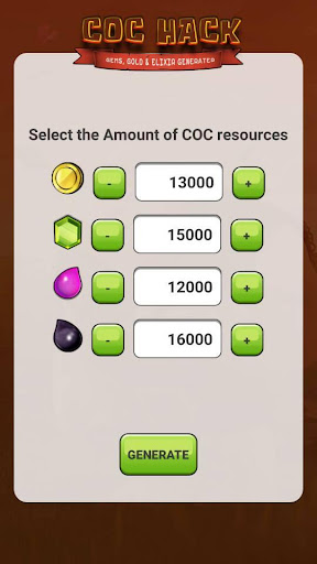Hack for Clash OF Clans Unlimited free gems(prank) for PC