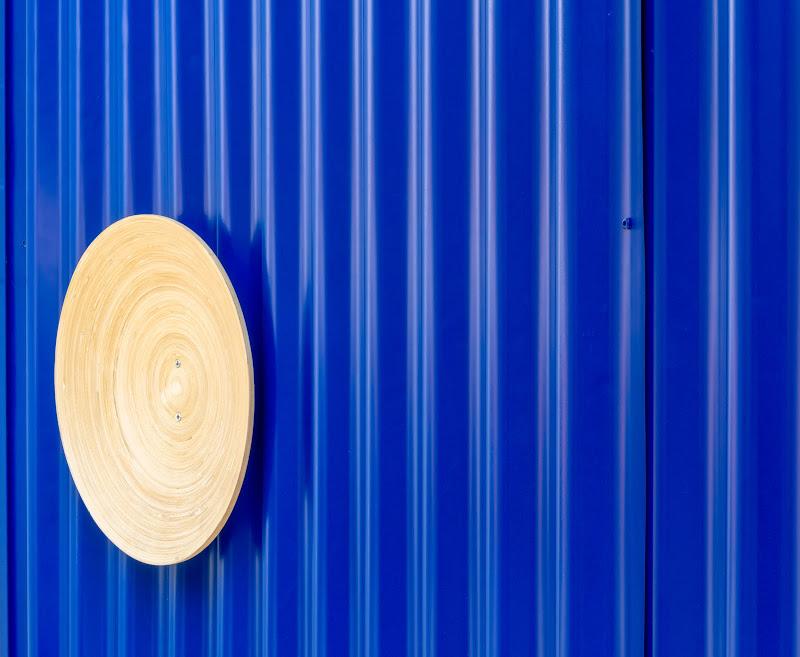 'Uno scudo bianco in campo azzurro è la mia fotografia....' di F.O.