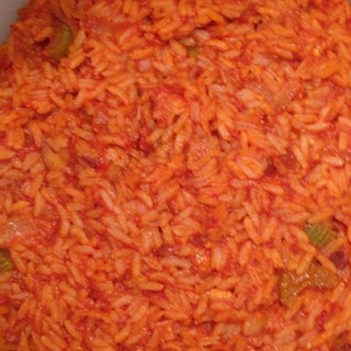 Charleston Red Rice