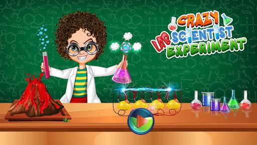 Crazy Lab Scientist Experiment: Ticks & Hacks  screenshots 13