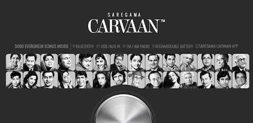 Saregama Carvaan (Compatible with Carvaan* Device) - Apps on