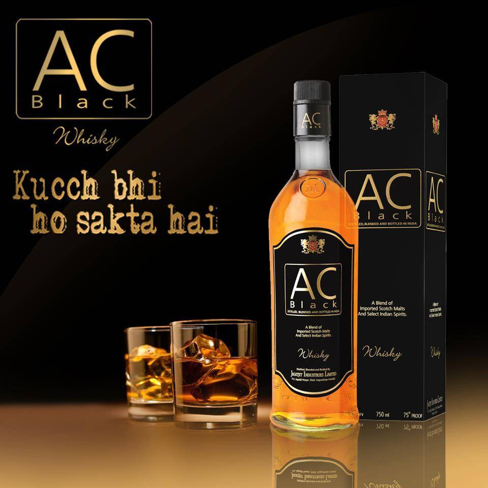 best-whisky-brands-India-Aristocrat-Black-Price-Rs. 290 for 750 ml.