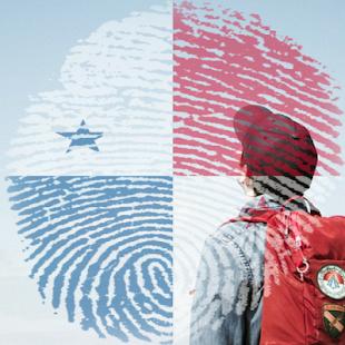 Panama Flag On Face Maker : Photo Editor - náhled