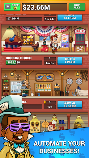 Idle Payday: Fast Money - screenshot
