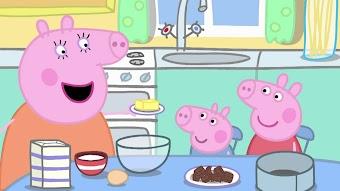 Stars / Daddy Pig's Birthday