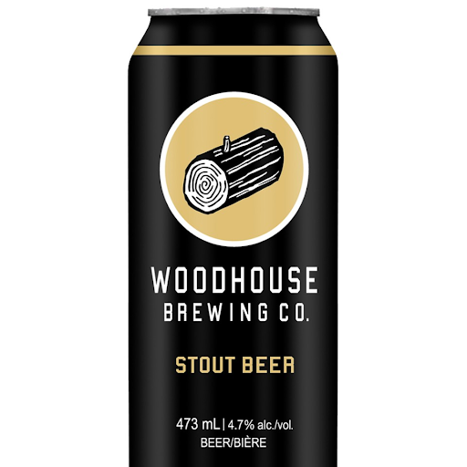 Woodhouse Stout (tall can)