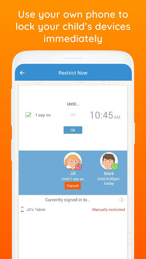 ourValues Smarter Screen Time & Parental Control ss2