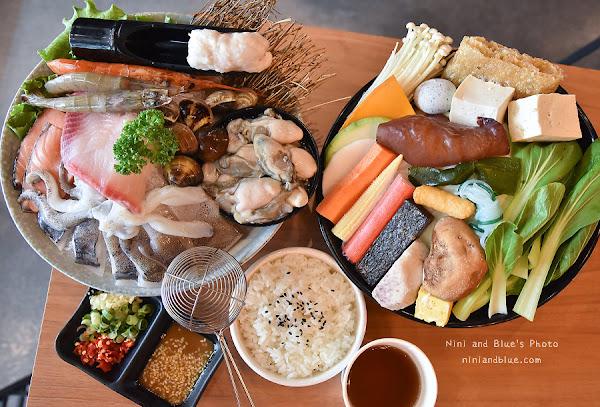 養鍋石頭涮涮鍋 文心店