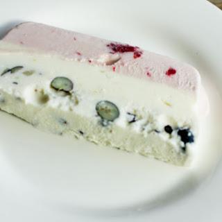 Cassata Ice-Cream Cake.