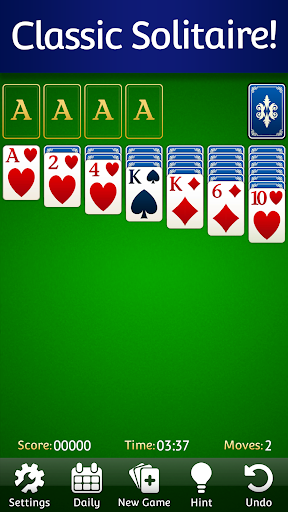 Solitaire Classic 1.7.2 screenshots 1