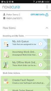 Novacura Flow 6 - náhled