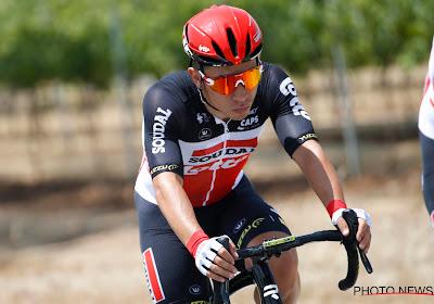 Caleb Ewan is de sterkste in de tweede rit in de UAE Tour
