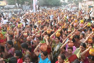 Photo: Sahasra Tulasi Srinivasam, Saranagathi Gosti (Ongole, AP, India - 2011 Dec 4, 5)