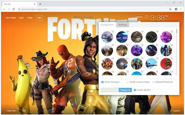 Fortnite Vs Apex Legends Wallpaper HD  NewTab