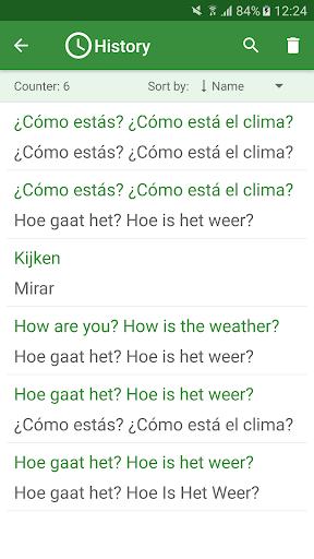 एंड्रॉइड / पीसी के लिए Dutch Spanish Translator ऐप्स screenshot